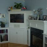 custom built in tv unit