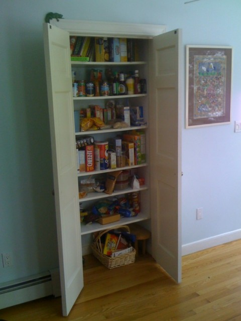 Sterling Home Theater Converted Pantry